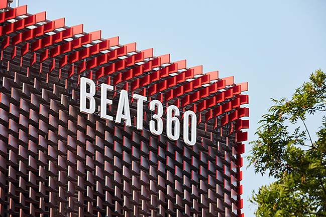 Kia Beat 360 in Seoul by CA Plan Co.,Ltd
