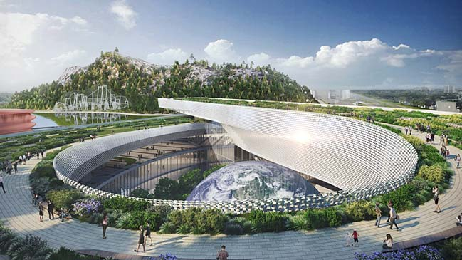Perkins+Will to Design Suzhou Science & Technology Museum