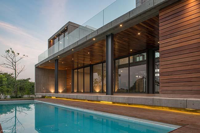 Casa Sekiz by Di Frenna Arquitectos