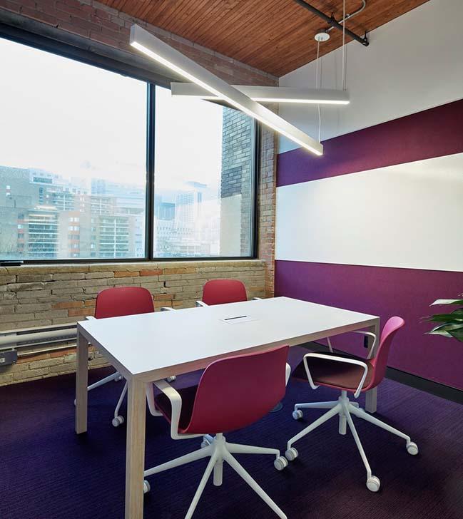 Slack Toronto Office Dubbeldam Architecture + Design