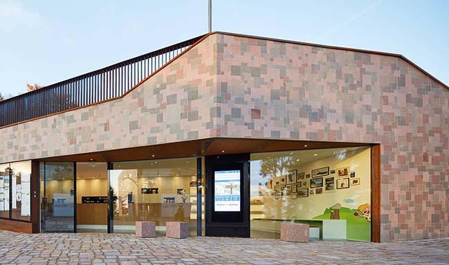Ing. Josef Riehl Platz by monovolume architecture + design