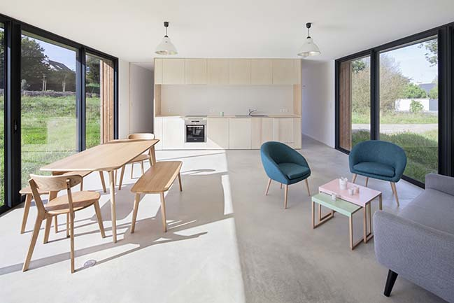Holiday Home in Erquy by Atelier 56 S