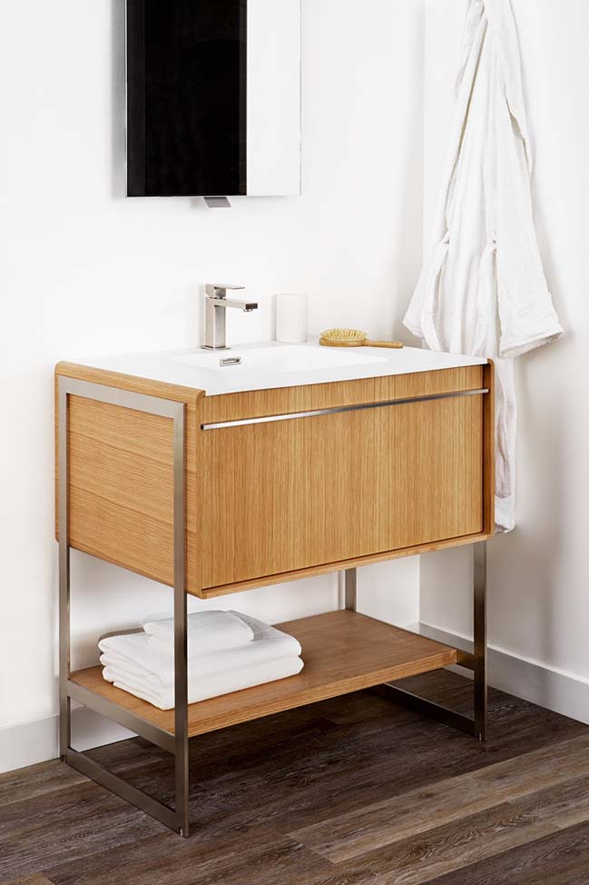 Bathroom Furnishings Dco Collection by WETSTYLE