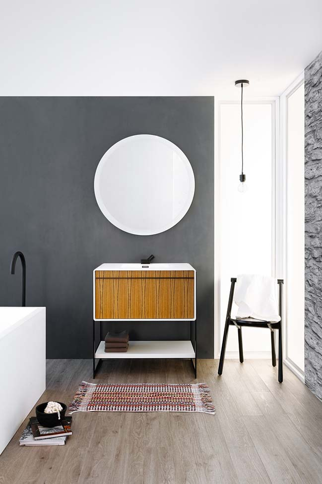 New Bathroom Furnishings Déco Collection by WETSTYLE