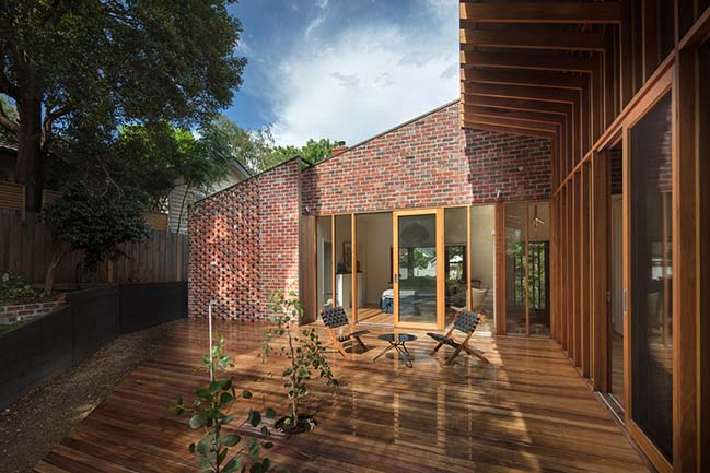 Old Be-al House in Melbourne by FMD Architects