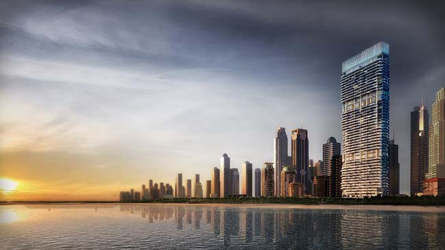 1/JBR: Minimalist Opulence by EDGE Architects