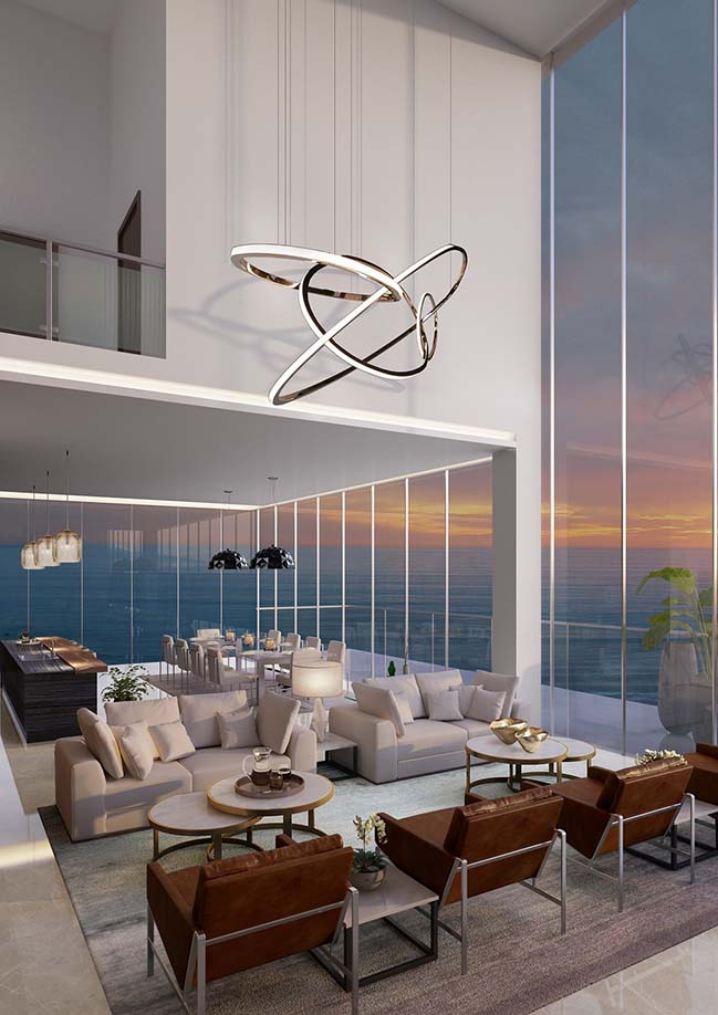 1/JBR: Minimalist Opulence by EDGE Architects