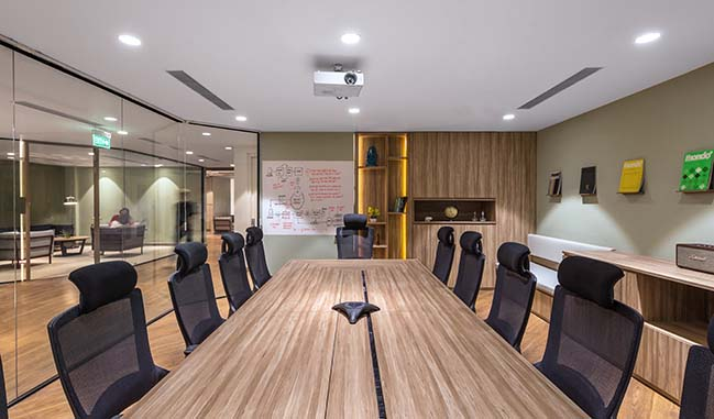 Nomura consulting company in india by ultraconfidentiel for Interior design consultant company