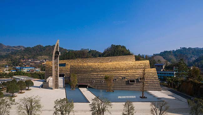 Shui Cultural Center by West-Line Studio