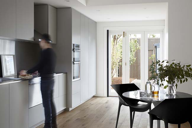 Jazz Up Residence in Melbourne by SWG Studio