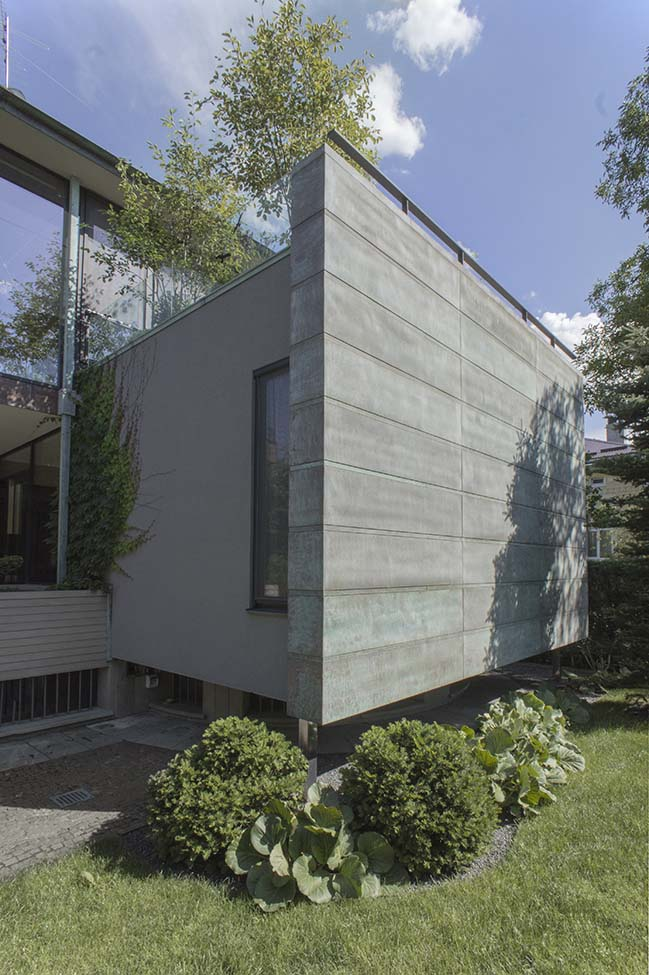 House extention in Lviv by RE + design bureau