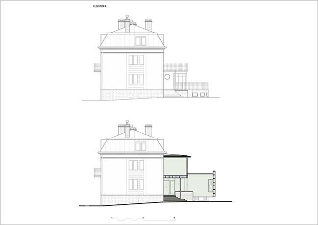 House extention in Lviv by RE + design bureau