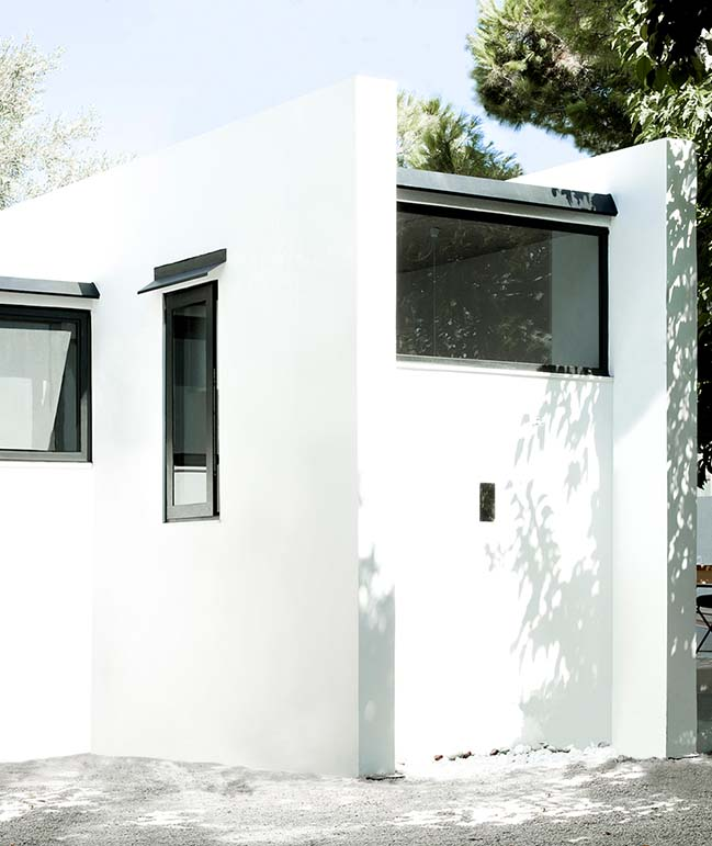 Micro home in Rhodes by Mandalaki