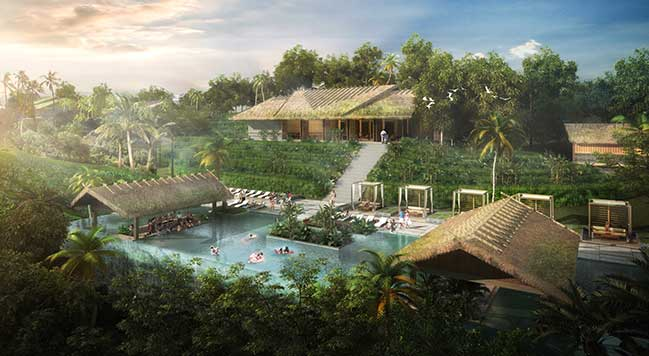 Mui Dinh Ecopark by Chapman Taylor