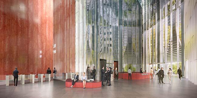 88 Market Street by Carlo Ratti Associati and Bjarke Ingels Group