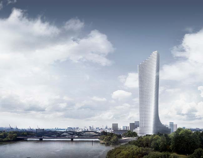 Elbtower - The tallest building in Hamburg by David Chipperfield Architects
