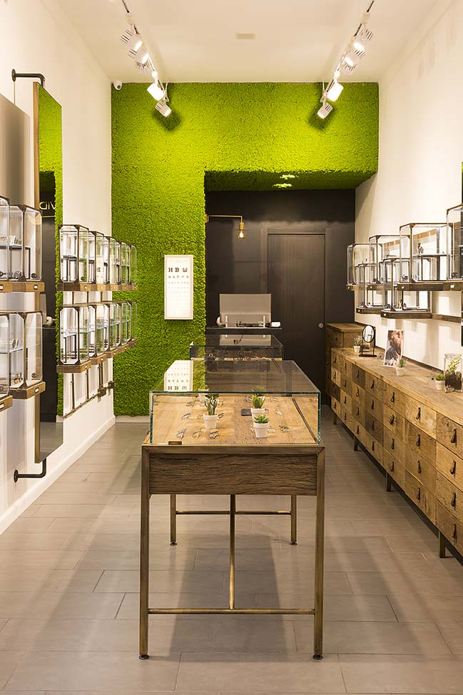 DavidMarc Store by Francesco Zarbano Architetto