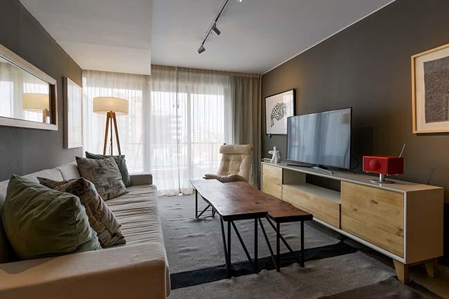 Apartment renovation by Jose Luis Lorenzo Interiorista