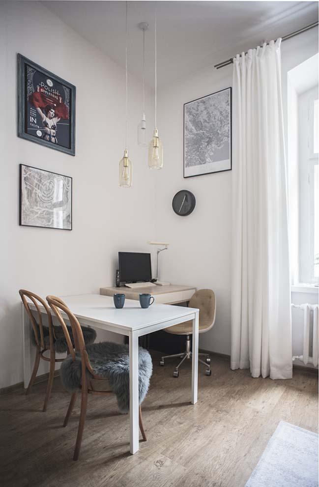 Studio in Wrocław by Kohlrabi Architektura