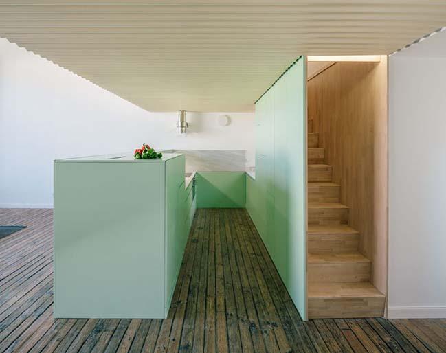 Penthouse H by langarita-navarro arquitectos