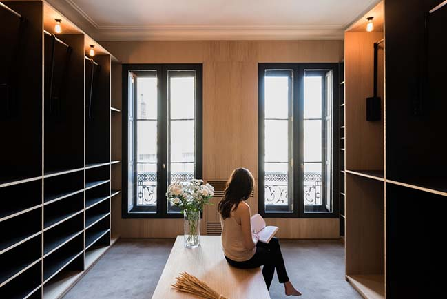 Mansion L'hôtel de Bethmann by Martins Afonso atelier de design
