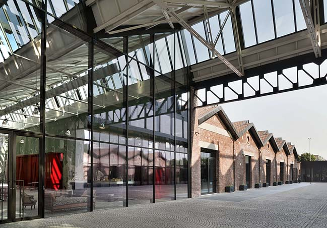 New Gucci Headquaters in Milan by Piuarch