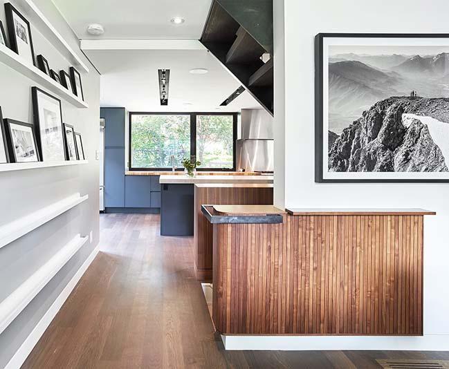 Hibou House by Barbora Vokac Taylor Architect