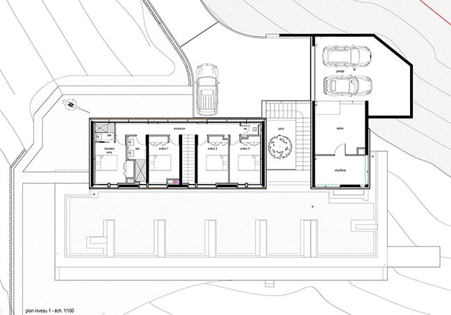 La Mira Ra House by au*m architects