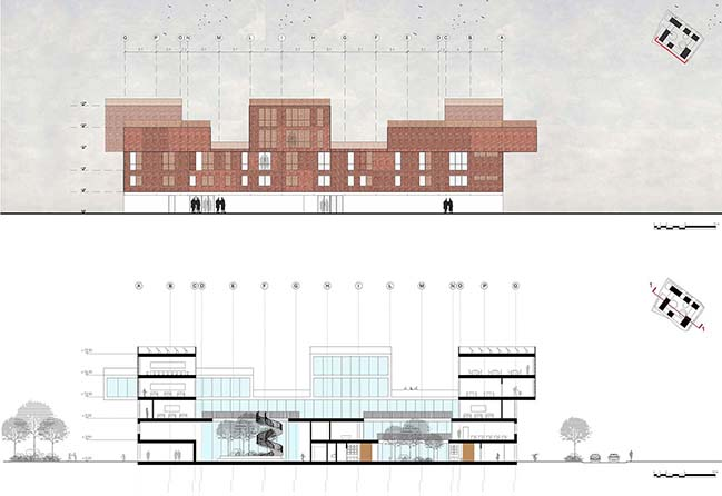 Open Schools for Tirana by Stefano Boeri Architetti