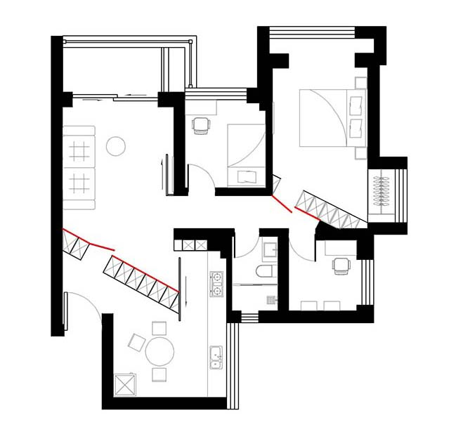 Casa Liang by NA-DECO