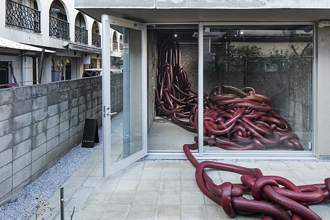 Human Nature: Homage to Anish Kapoor by Rikako Nagashima