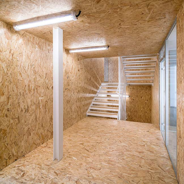 BOX IN THE BOX by Arenas Basabe Palacios arquitectos