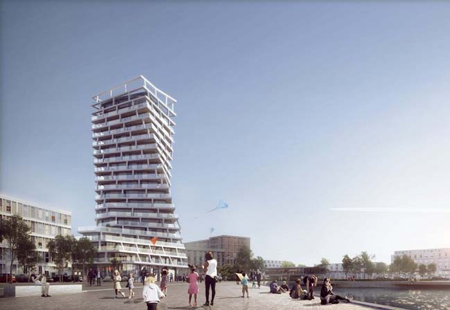 Videcoq project by Hamonic + Masson & Associés