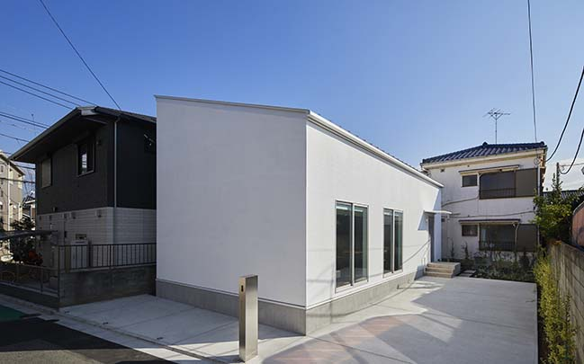 House H by Kamakura Studio