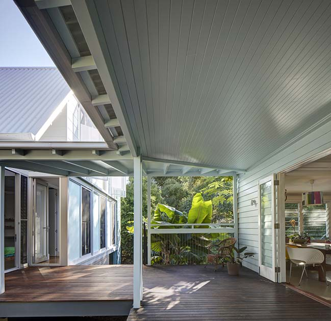 Verandah House by Still Space Architecture