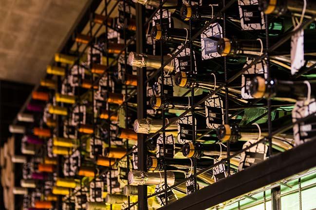 PONTE VECCHIO food shop in Argentina by EFEEME arquitectos