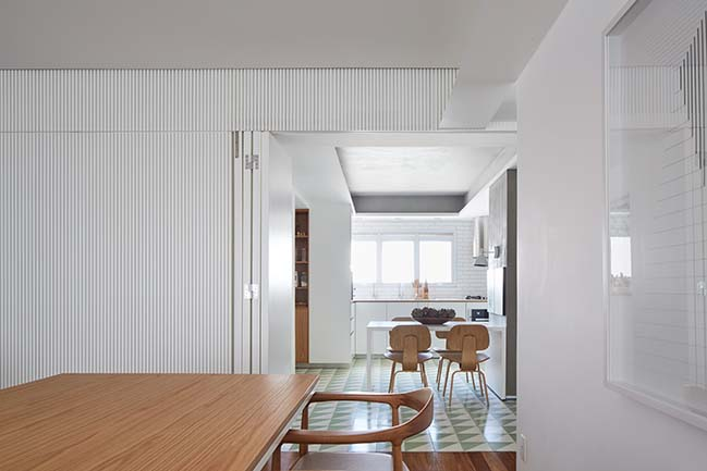 Apartment AML by David Ito Arquitetura