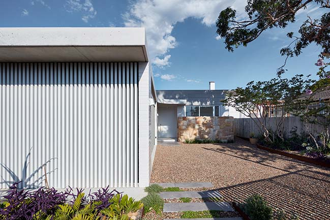 House Frances by THOSE Architects