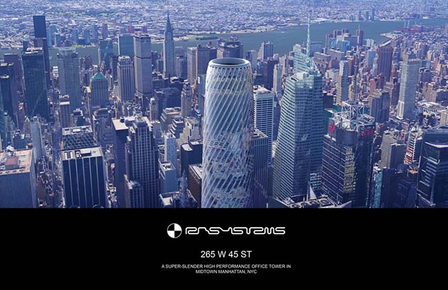 265 West 45th Street by RB Systems