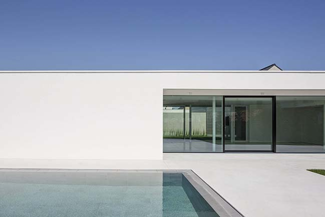 Villas Parco Campana by ANK architects