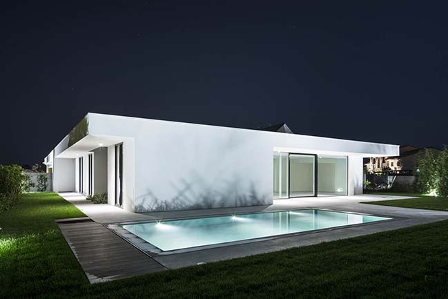 Villas Parco Campana by ANK architects