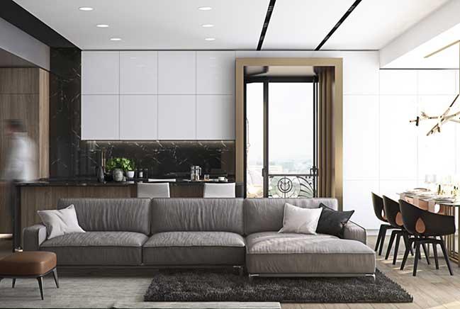 Serenity Bernardazzi Residence by MUSA Studio