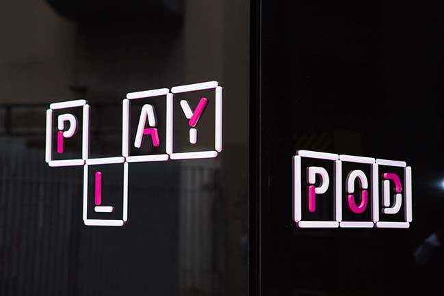 Play Pod in Sydney by Scott Carver anh Hoyne Design