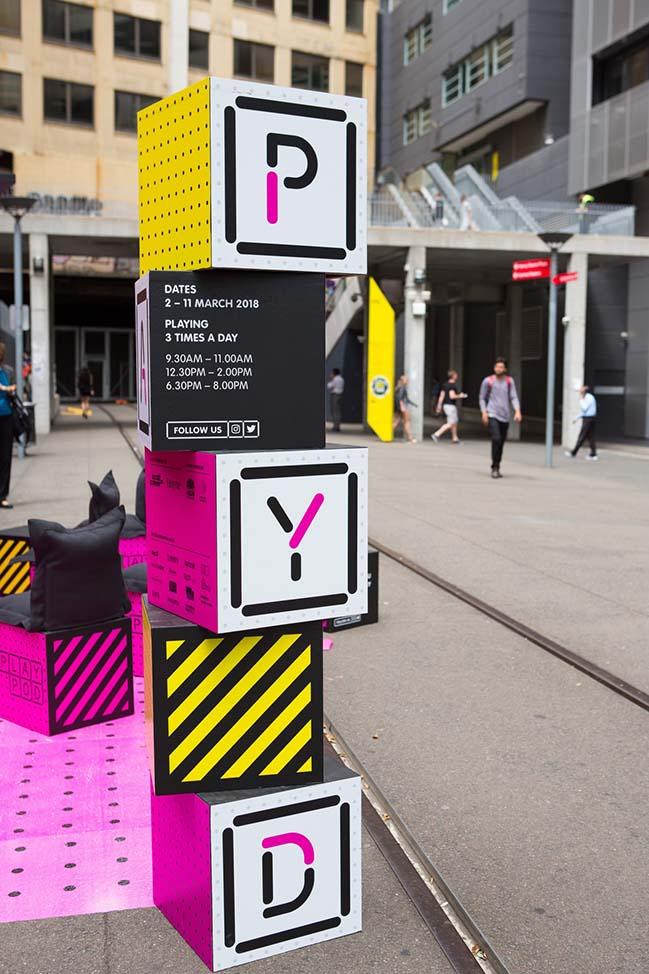 Play Pod in Sydney by Scott Carver anh Hoyne Design