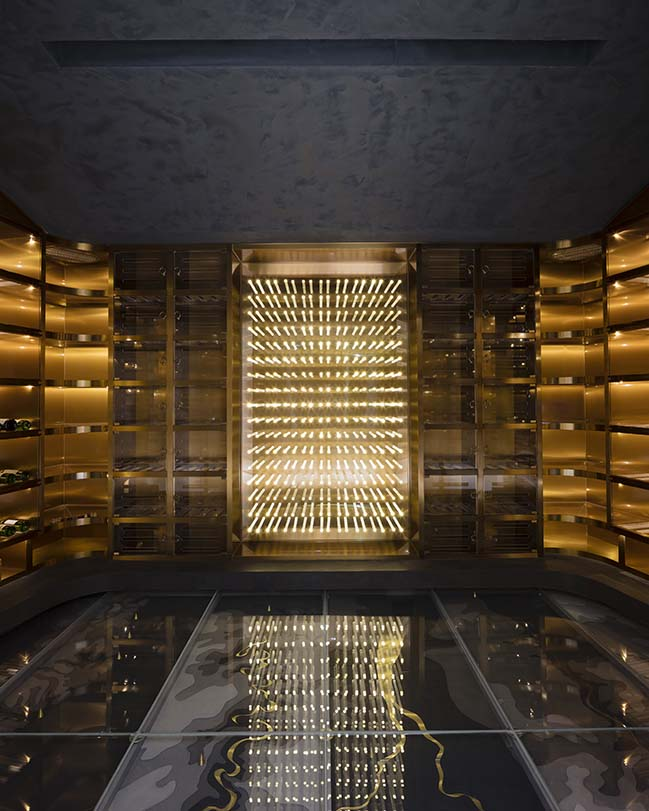 Genesis Skycellar in Beijing by Superimpose