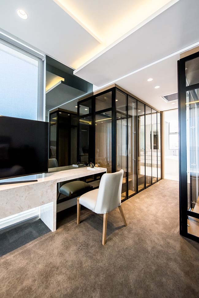 The Fairmont Penthouse in Cape Town by Inhouse