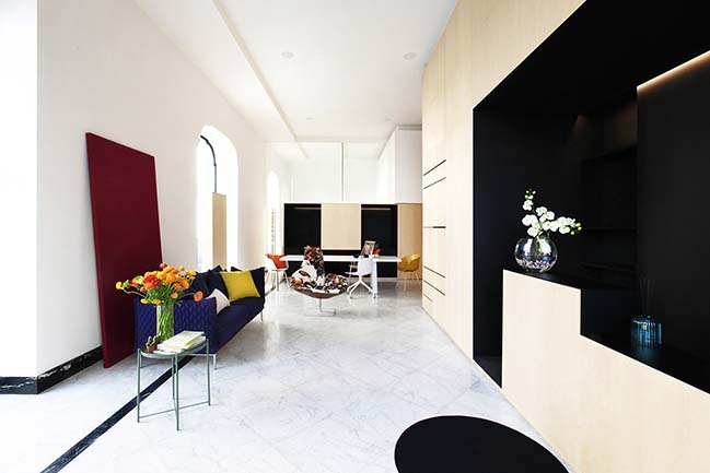 Home Sweet Home by Tomas Ghisellini Architects