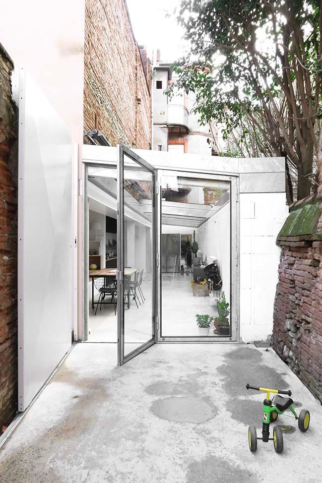 M20 in Toulouse by Bureau Architectures Sans Titre