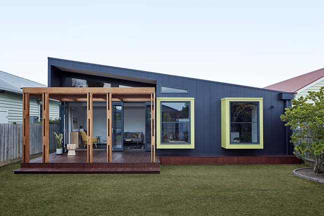 Rennie Street Thornbury Victoria by Architect Hewson