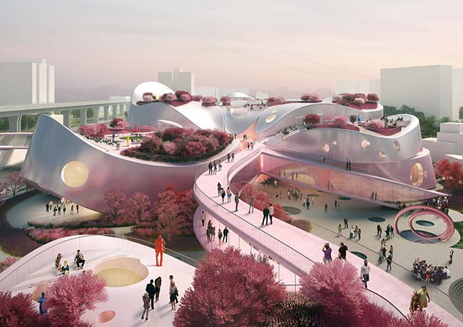 Taoyuan Museum of Art by MVRDV